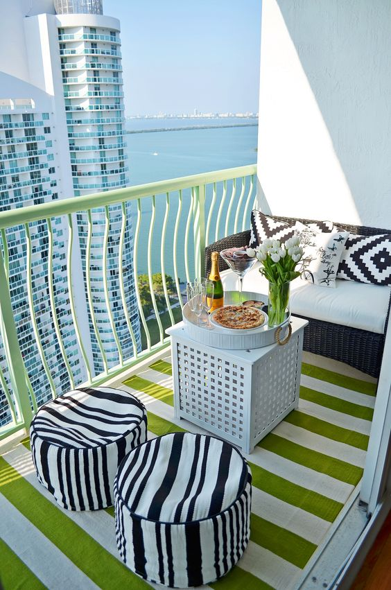 terrazas pequeñas con encanto