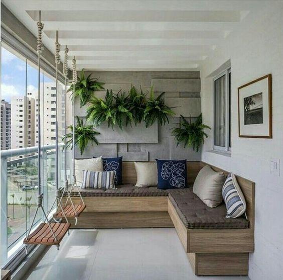 terrazas pequeñas techadas
