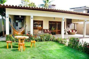 Casas rusticas de campo para terrenos pequeños