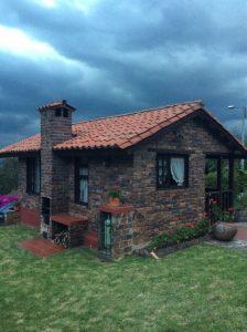 Casas rusticas de ladrillo pequeñas