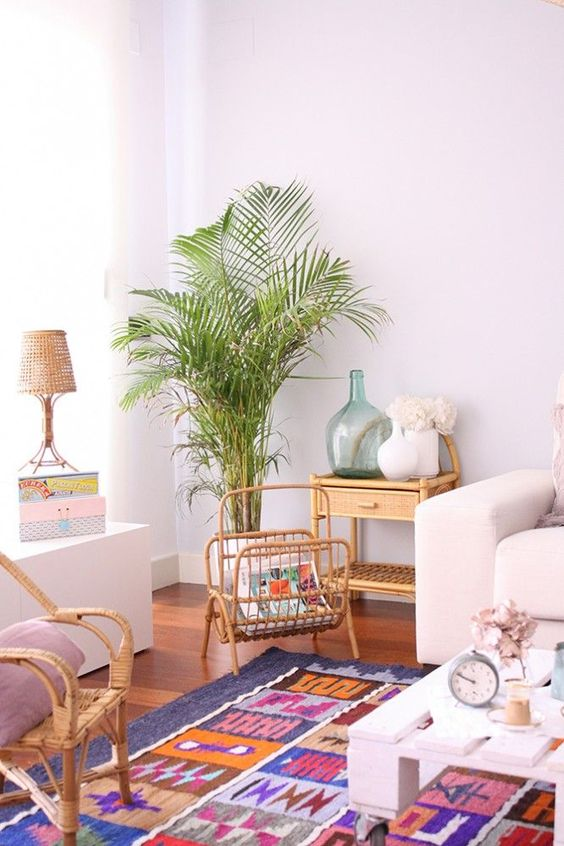 Como Actualizar la decoracion de nuestro hogar para Primavera y verano