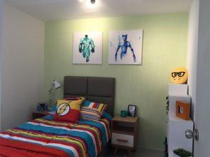 Decoracion de habitaciones para casas de 190 m2