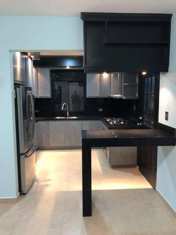 Ideas para decorar cocinas en casas de 190 m2