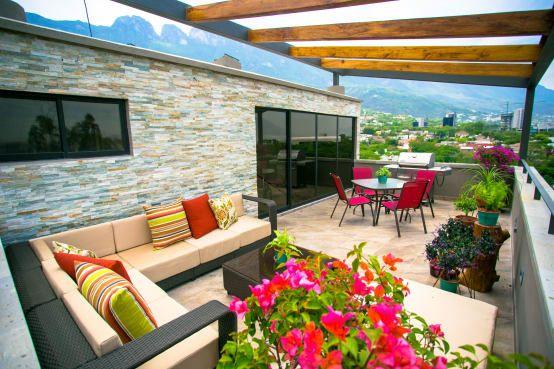 Ideas para decorar terraza para casa de interés social