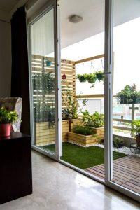 huertos organicos y terrazas para casas de infonavit