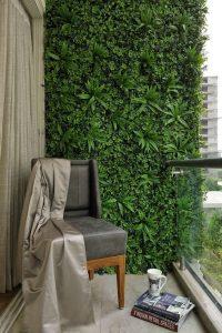 jardines verticales para terrazas en casas de infonavit