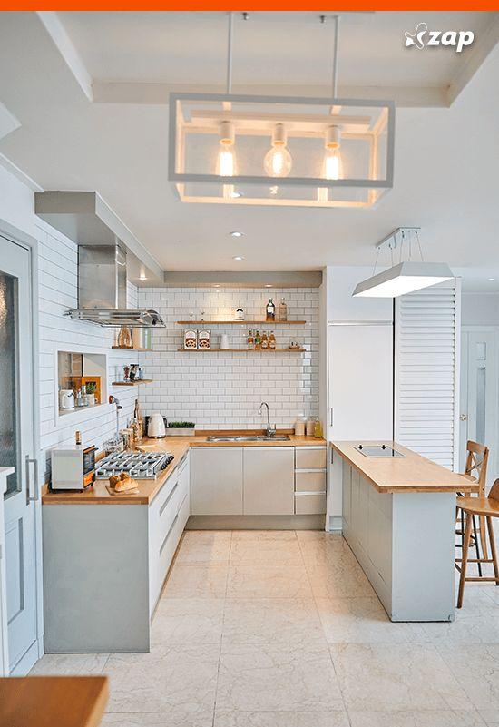 Cocinas modernas 2019