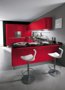 Diseños de cocinas modernas pequeñas