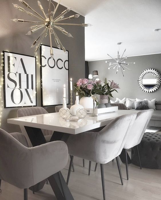 Ideas para decorar mesas elegantes