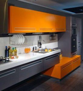 Cómo podemos combinar los colores para la cocina