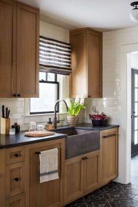 Cocinas pequeñas para casas de infonavit estilo industrial