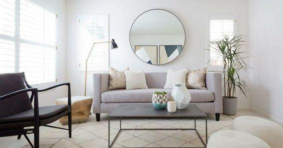 Como decorar una sala sencilla o modesta