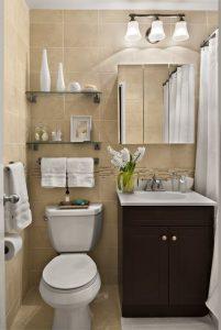Decoracion de baños modestos y sencillos