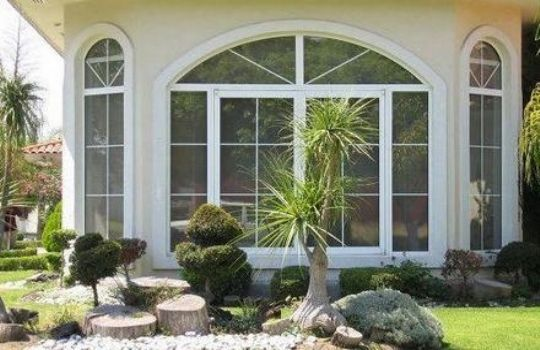 Diseños de ventanas para casas con aluminio