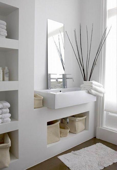 Diseños de tablaroca para baños