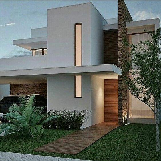 Estilos de ventanas para casas moderna