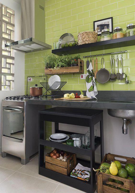 Ideas para decorar cocinas modesta