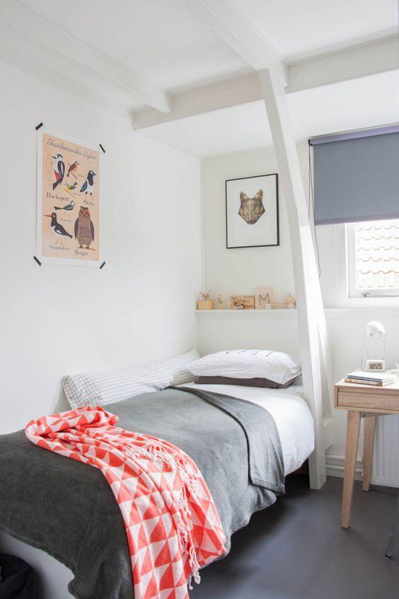 Interiores de casas pequeñas y sencillas para habitaciones