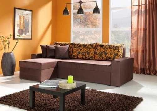 muebles cafe de que color las paredes
