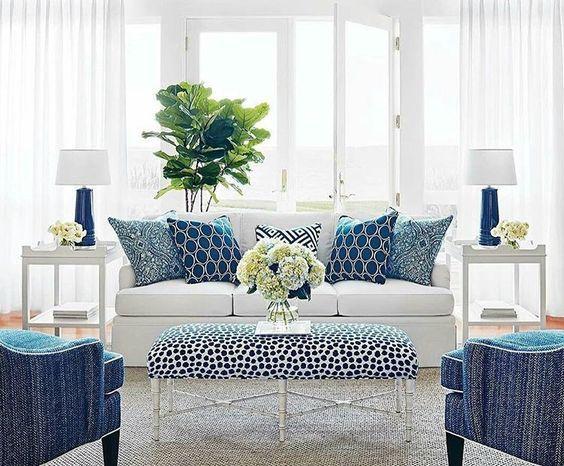 colores para salas de casa modernas