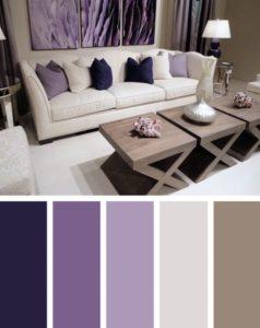 combinacion de colores para pintar salas pequeñas