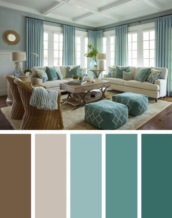 combinacion de colores para sala 2019 - 2020 grandes