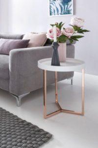 muebles blancos para salas modernas