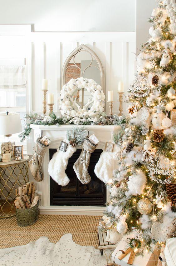 arreglos navideños 2019 para espacios confortables