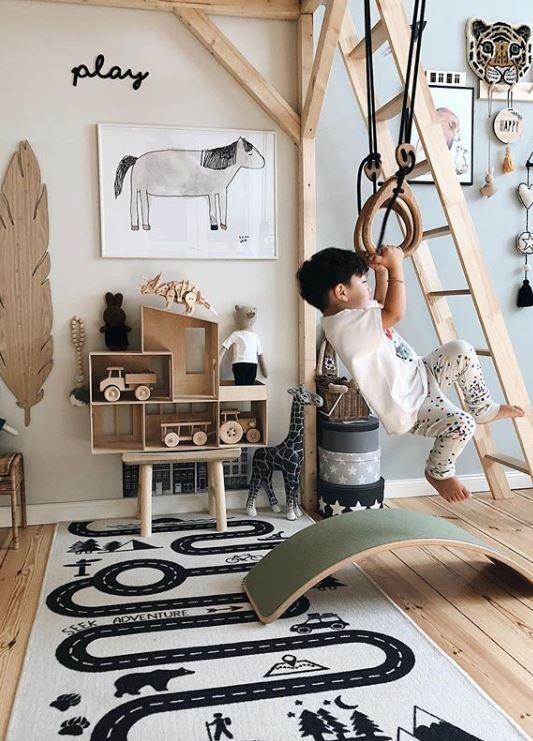 decoracion de cuartos de niños varones de 10 anos llenos de estilo