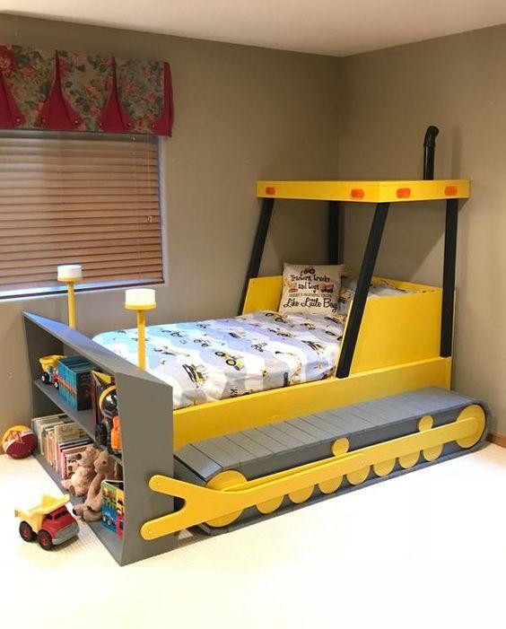 habitaciones para niños - originales ideas para crecer alegre