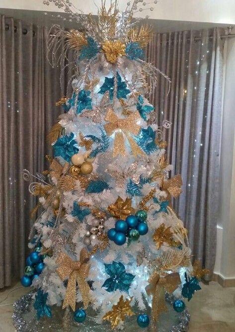 Ideas de como decorar el árbol de navidad elegante