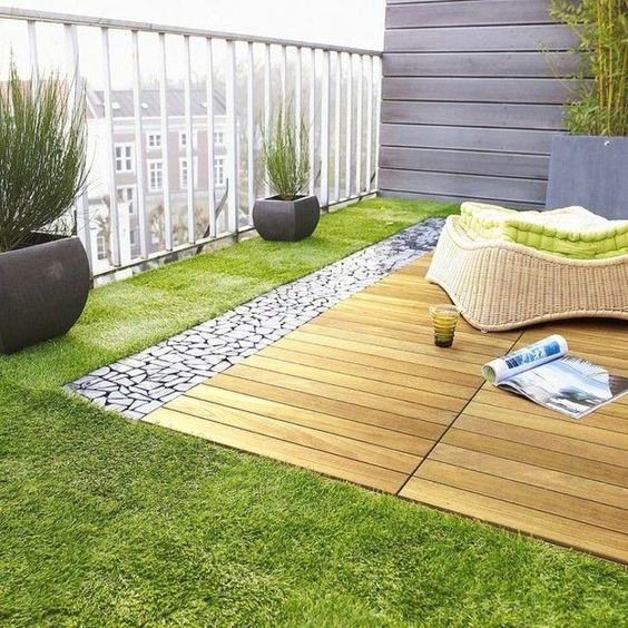 pisos de madera para terrazas