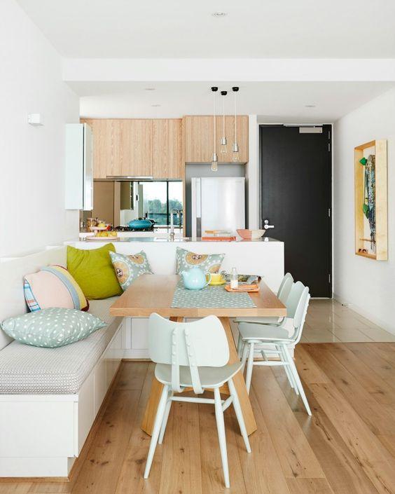 si tienes una casa o departamento pequeño tienes que ver estas ideas