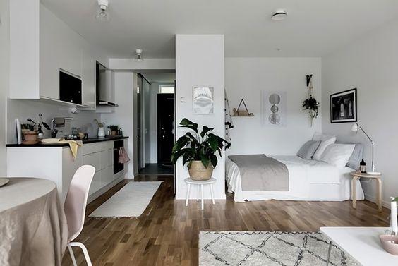 decoracion de apartamentos pequeños barato y economicos