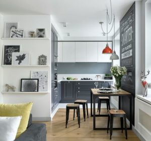 decoracion de apartamentos pequeños modernos 2019