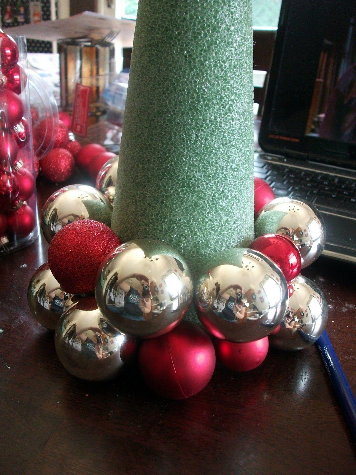 centros de mesa navideños paso a paso