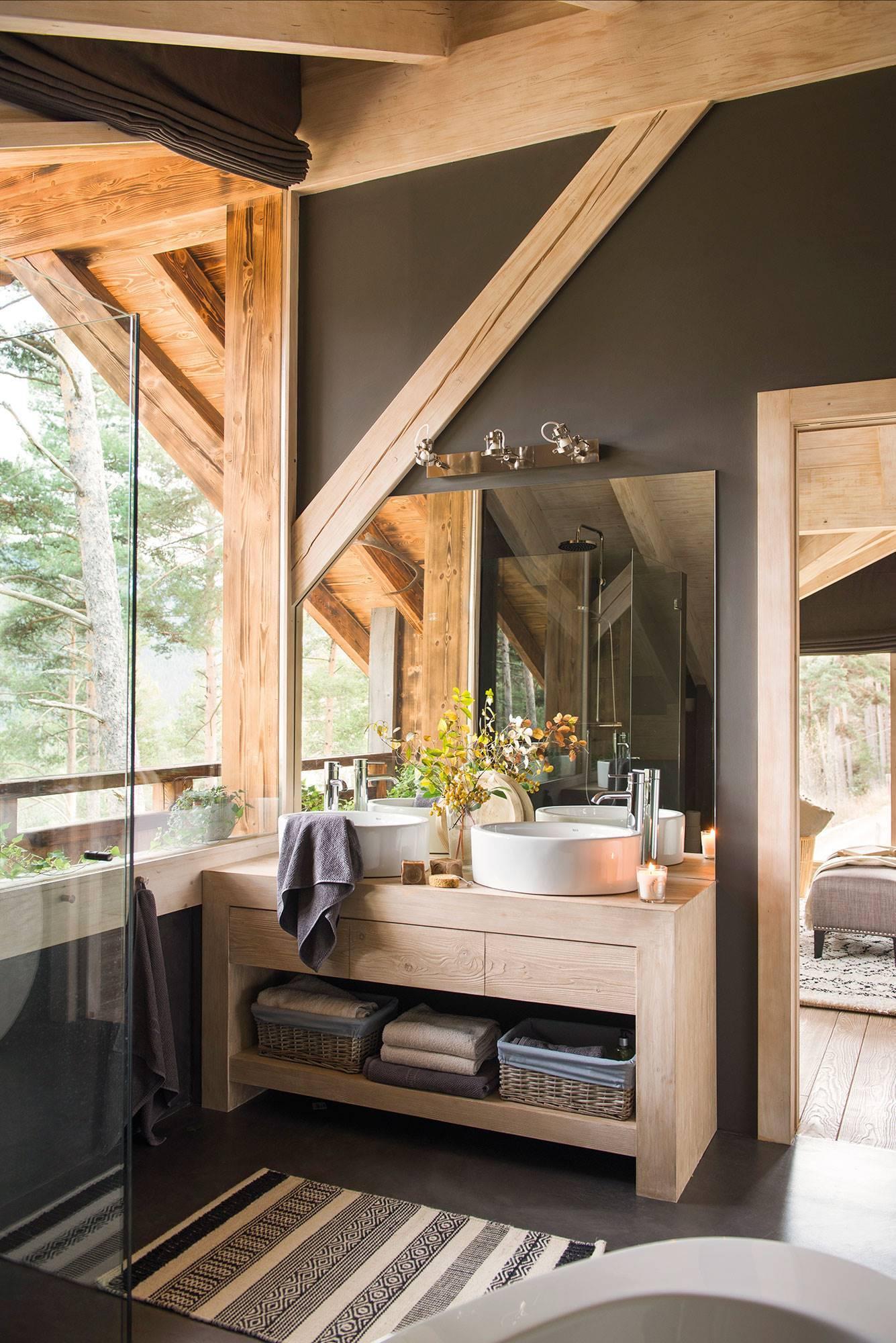 Trucos para tener un baño mas acogedor - la luz natural a tu favor