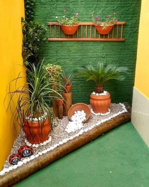 Diseño de jardines para espacios pequeños