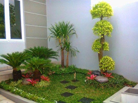 Diseño de jardines para frentes de casas