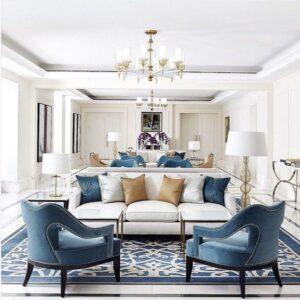 Como decorar una sala sencilla pero elegante