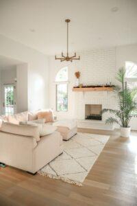 Pisos de madera para salas elegantes