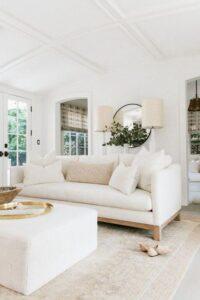 Salas en color blanco