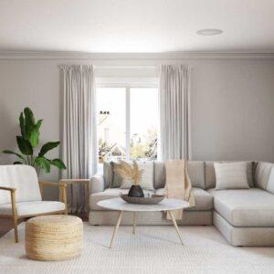 Salas estilo minimalista