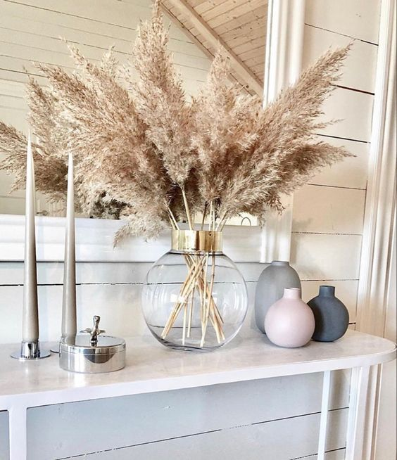Añade plantas a la decoración