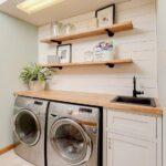 Añade repisas a tu cuarto de lavado