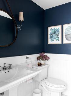 Colores para cuartos de baño