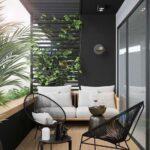 Colores para decorar terrazas