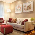Colores para una sala de estar pequeña