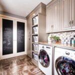 Cuartos de lavado amplios
