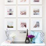 Decoración de interiores con fotografías